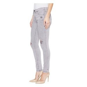 AG The Legging Ankle Silver Ash